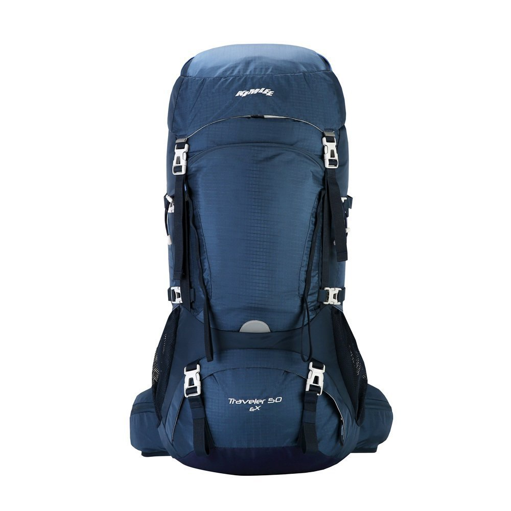 affd547cc5 high-quality Kimlee Camping Backpack For Hiking Climbing Skiing With Rain  Cover 50L High Capacity