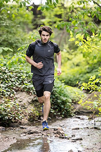 CW-X Conditioning Wear Men's Pro Shorts, Black, Small by CW-X (Image #5)
