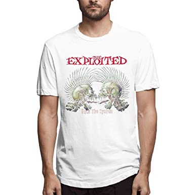 Smooffly Women The Exploited Cotton Short Sleeve Shirts