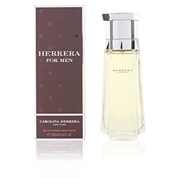 CAROLINA HERRERA MEN EAU DE TOILETTE vapo 100 ml ORIGINAL