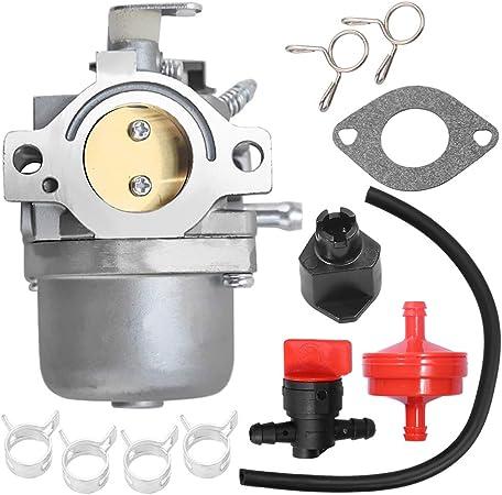 Walbro 5-4993 Carburetor for Briggs and Stratton 799728 498027 494502 495706 ...