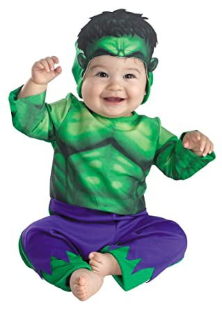 Amazon.com: Hulk Toddler Costume 12-18 Months - Toddler Halloween ...