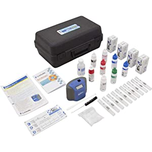 LaMotte ColorQ Pro 11 Digital Liquid Pool & Spa Chemical Water Testing Kit