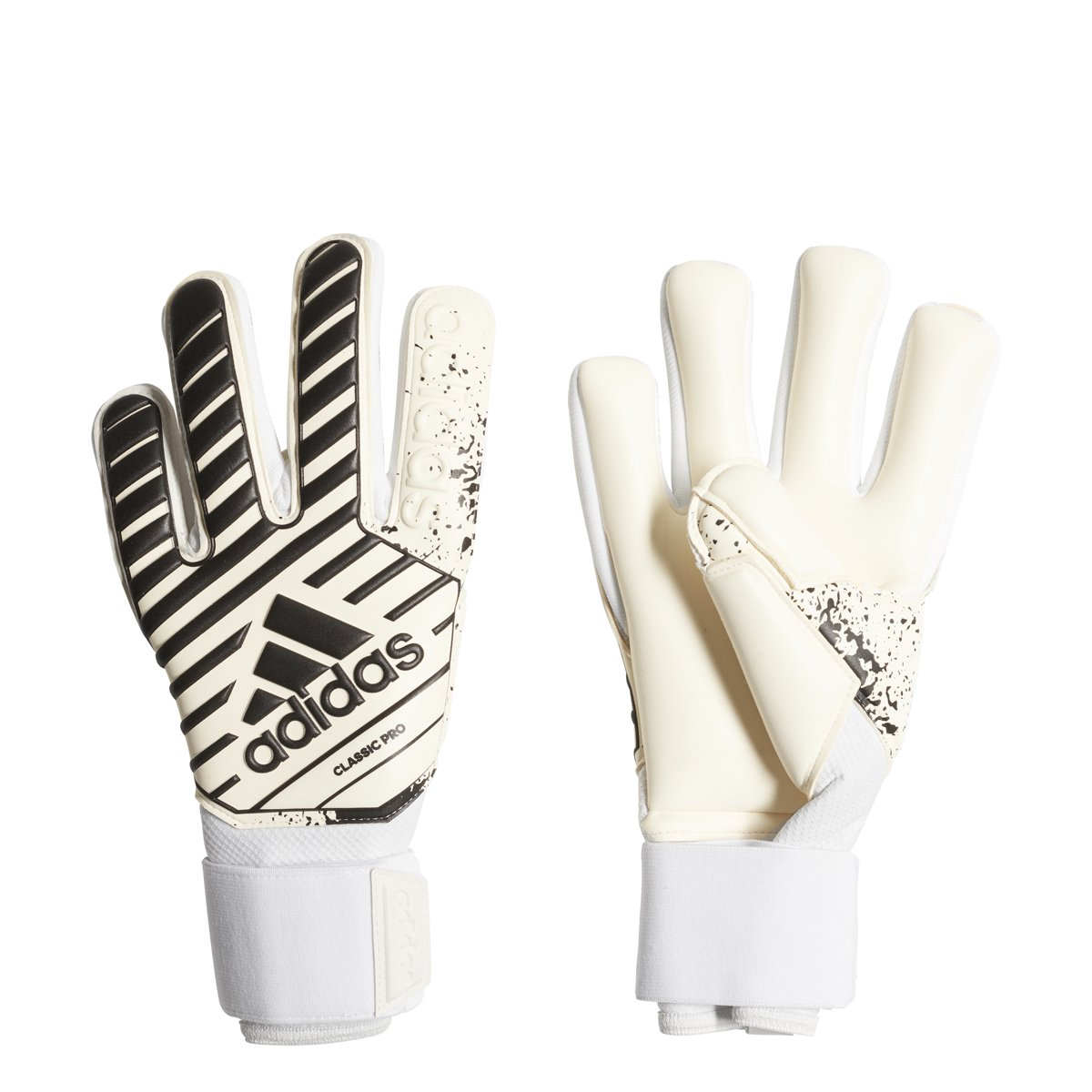 best website 32eac 91929 Amazon.com   adidas Classic Pro Soccer Goalkeeper Gloves   Sports   Outdoors