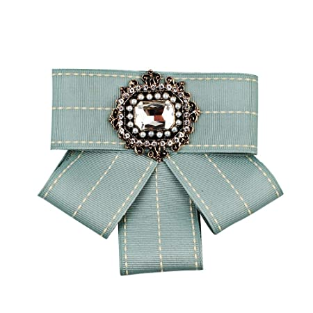 Bangxiu Personalizado Multi-Layer Bow Woven Ribbon Tie Broche de ...