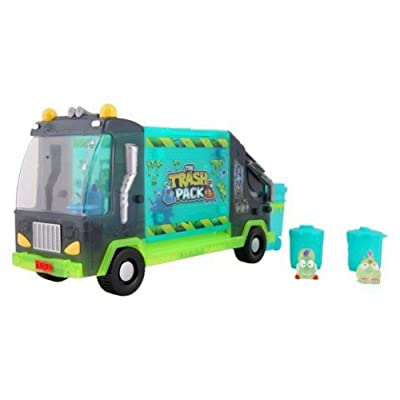 Moose Toys The Trash Pack 'Trashies' Garbage Ghost Series Truck: Toys & Games