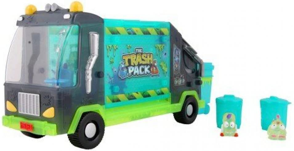 Moose Toys The Trash Pack 'Trashies' Garbage Ghost Series Truck