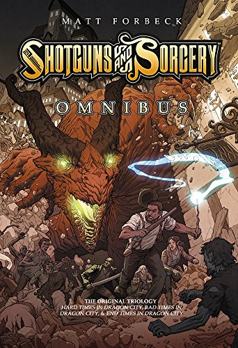 Shotguns & Sorcery Omnibus