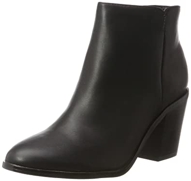 d72b4905afda5 Pieces Donna Black Stivaletti Pspera Borse Boot it Scarpe Amazon E IxrFxa