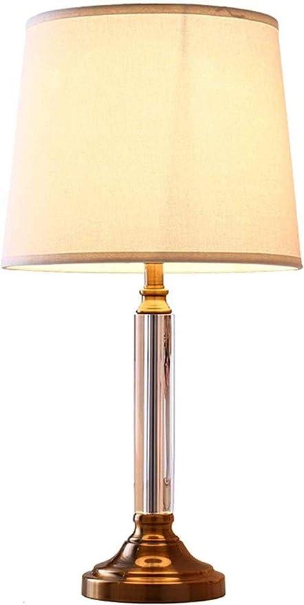 Lámpara de Mesa HAODAMAI Leer Mesa Lámpara Americana Simple Salón ...
