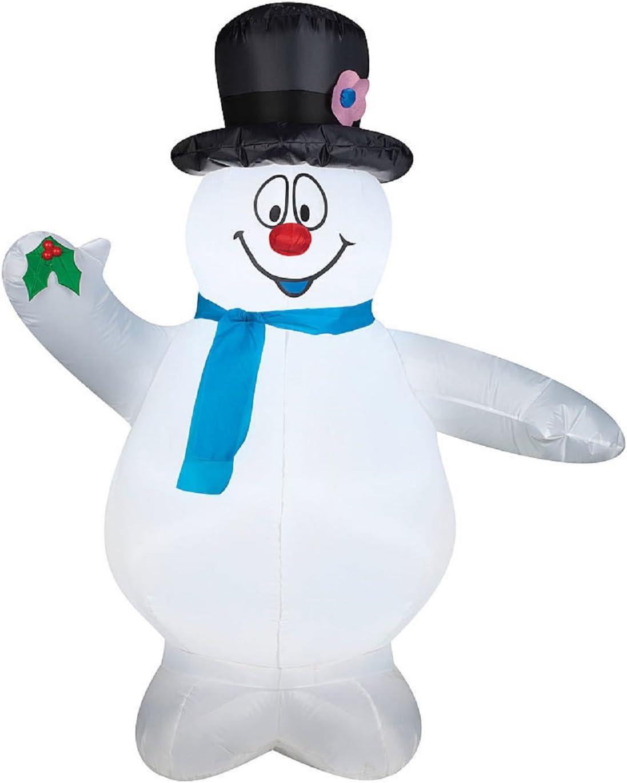 Amazon.com: Navidad 5 Frosty el muñeco de nieve airblown ...