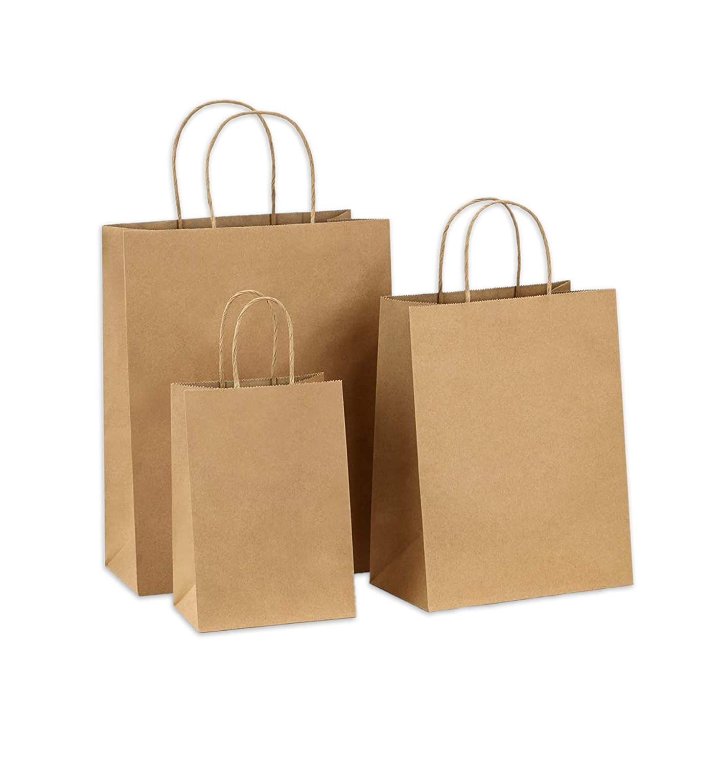 Galaxe international Paper Bag (14 x 16 x 4 Inch) Pack of 50: Amazon.in:  Office Products
