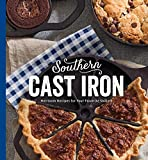 img - for Southern Cast Iron: Heirloom Recipes for Your Favorites Skillets book / textbook / text book