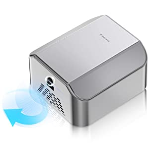 modunful Automatic High Speed Hand Dryers for Bathrooms Commercial, Electric Hand Dryer Stainless Steel Vandal Proof, Heavy Duty Dull Polished, M-9898S