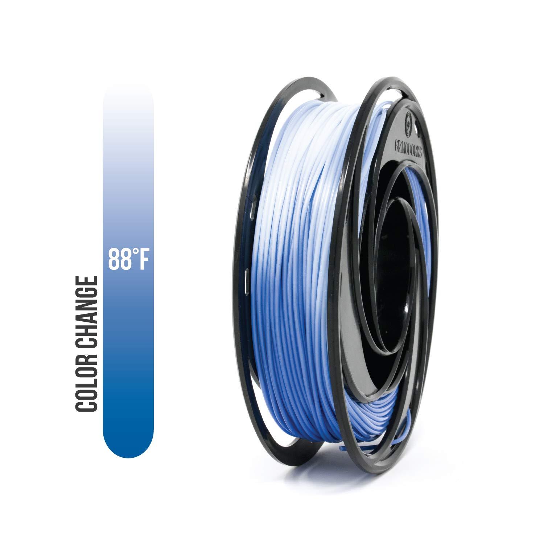 Filamento Termico 2.85mm 0.2kg COLOR FOTO-1 IMP 3D -7CYP3NVS
