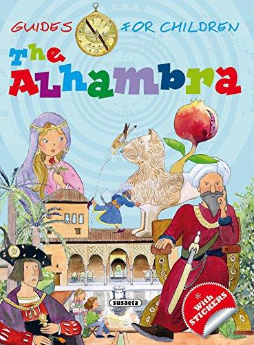 The Alhambra - inglés (Guías infantiles) - 9788467729399 por Equipo Susaeta