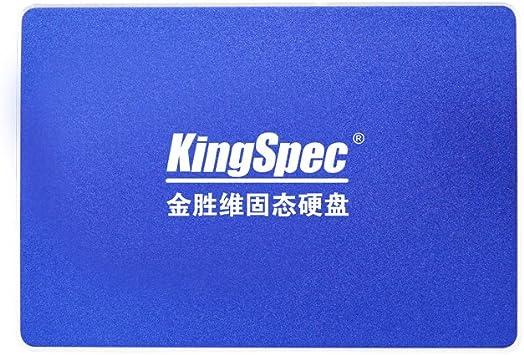 KingSpec – Disco duro (T-60) SSD 2,5 pulgadas unidad de estado ...
