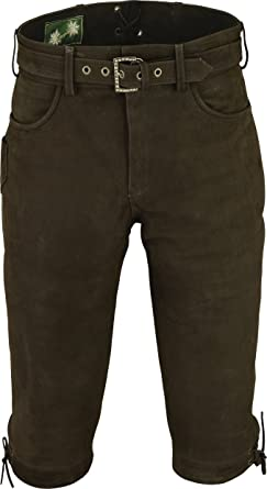 4bf70e20318e Kniebundhose Leder Nubuk-Fuente Jagdhose- Trachtenlederhose Damen- Damen  Kniebundlederhose -Trachten Lederhose mit