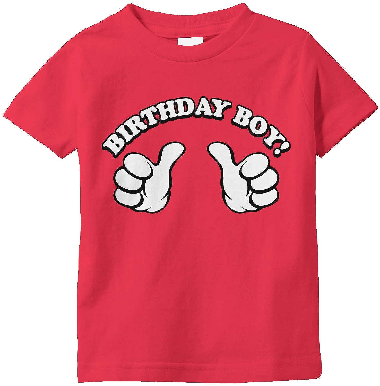 Amdesco Birthday Boy Infant T-Shirt