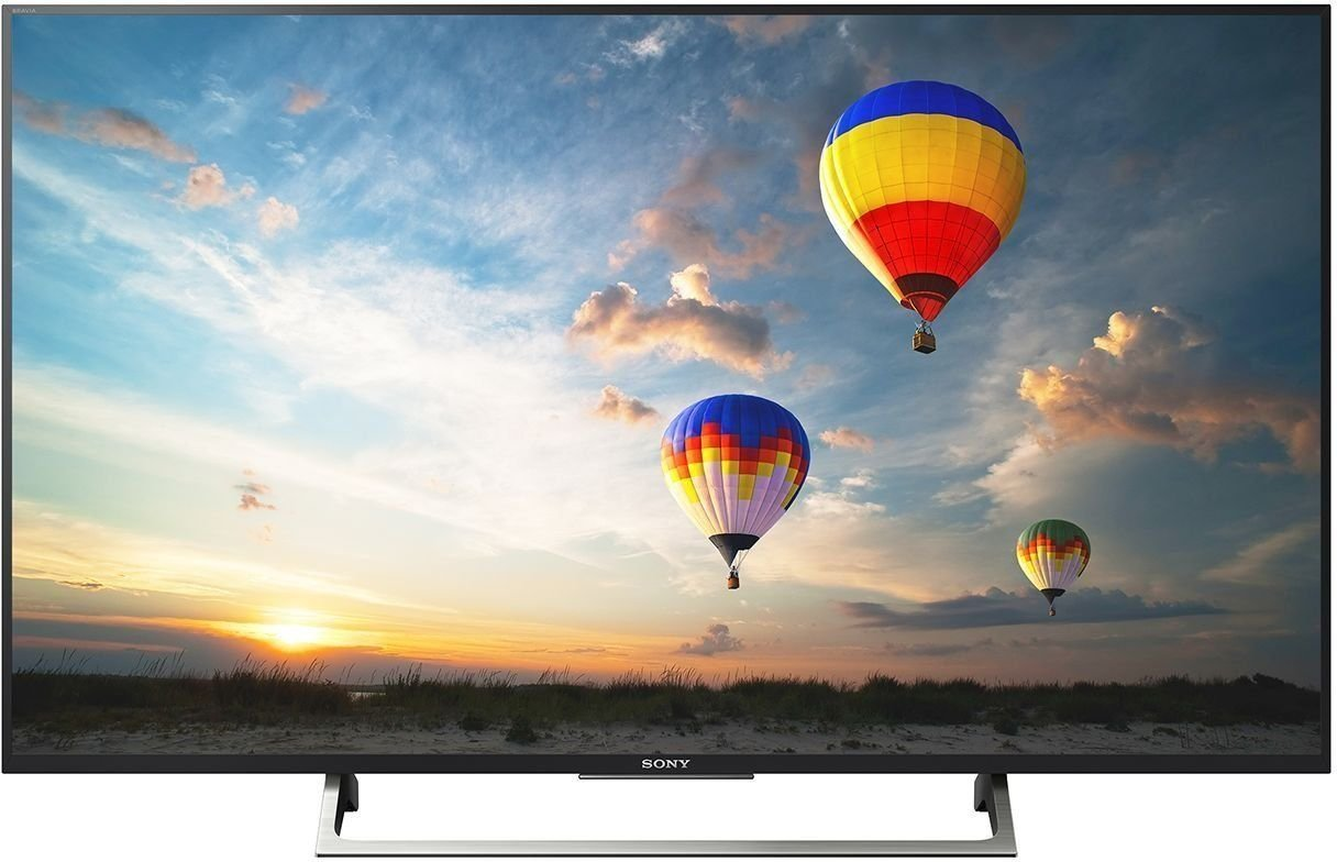 Best of the best 50 inch TV India - Sony 123.2 cm (49 inches) Bravia KD-49X8200E 4K UHD LED Android Smart TV