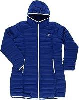 Adidas Womens Slim Coat Blue