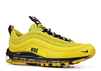 Nike Air Max 97 Premium Bright CitronBlack Black AV8368 700