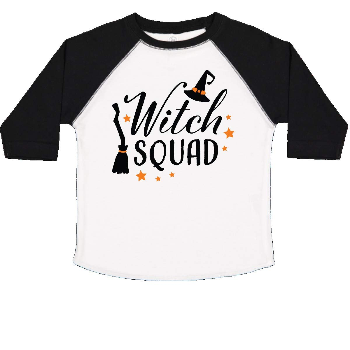 inktastic Witch Squad with Hat and Broom Toddler T-Shirt