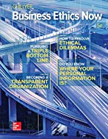 Business Ethics Now, 5th Edition Front Cover