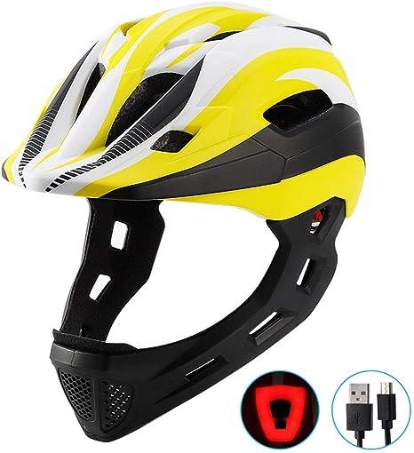 ZZ helmet Casco Infantil Bicicleta, 3-13 Años Casco Infantil ...