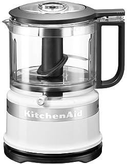 KitchenAid 5KFC3516 Picadora, 240 W, De plástico, 2 Velocidades ...