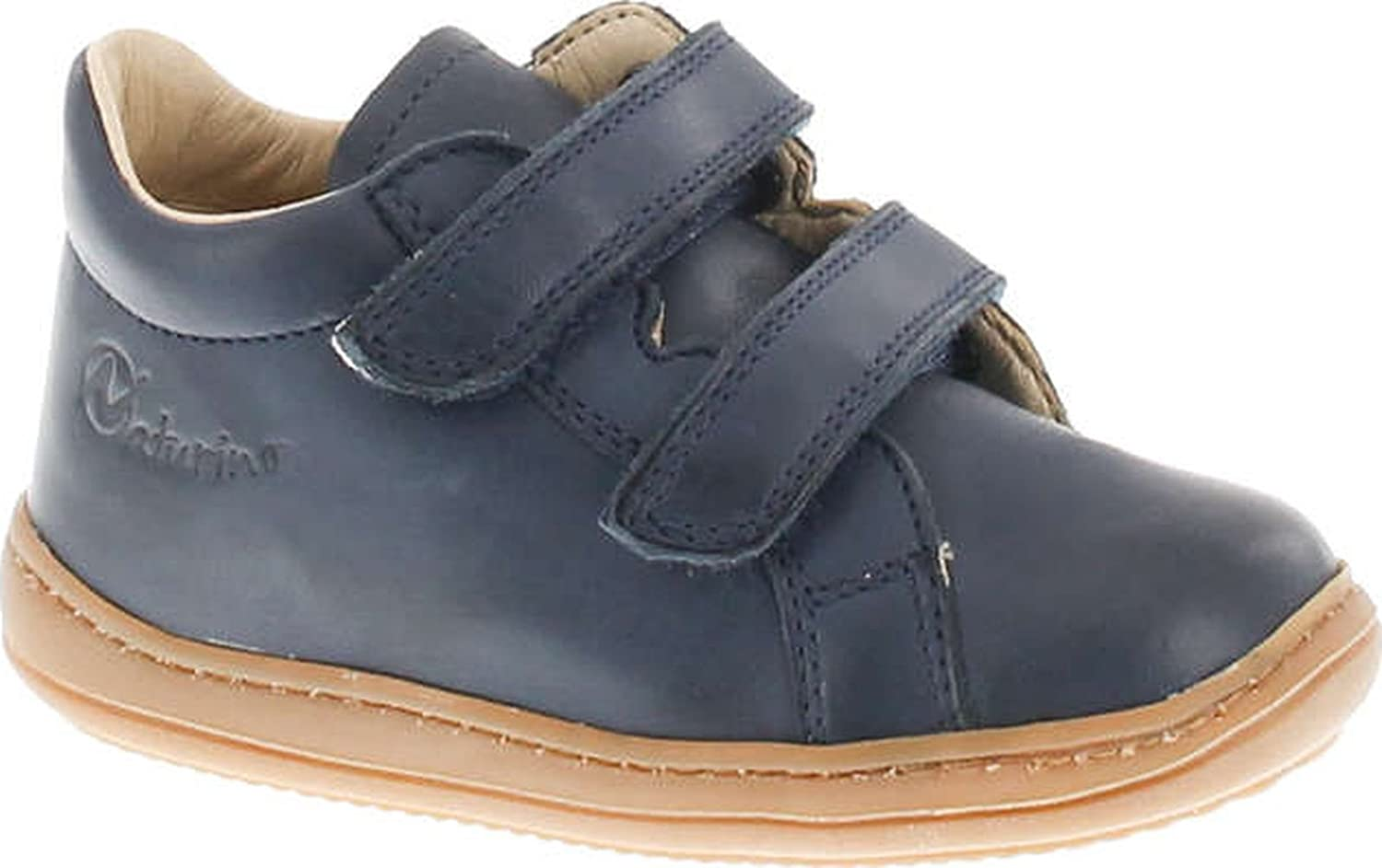 Naturino 4677 Boys Leather First Walker Casual Shoes