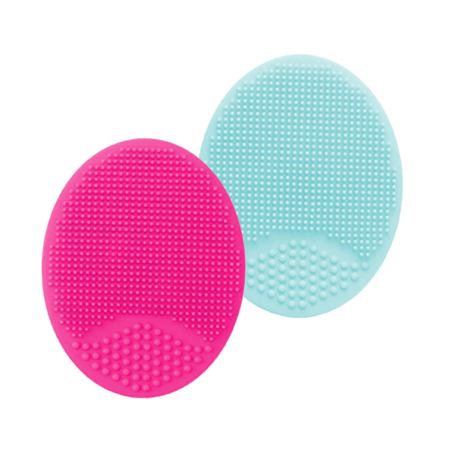 Amazon Com Face Scrubber Soft Silicone Facial Cleansing Brush