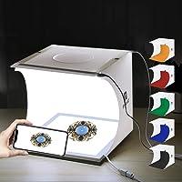 4 telones de fondo color Ex-Pro Estudio Fotográfico Luz Carpa Cubo Caja Suave 60x60x60cm