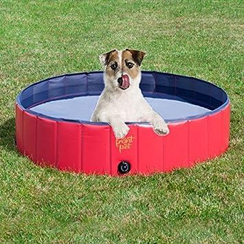 MENGYINY Pet pet, piscina climatizada, una piscina, una bañera de ...