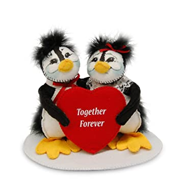 Amazon.de: Annalee - 5 in Together Forever Pinguine