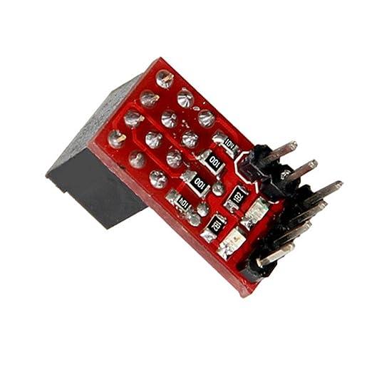 kingromargo Impresora 3D MAX 20V Módulo de expansión del ...