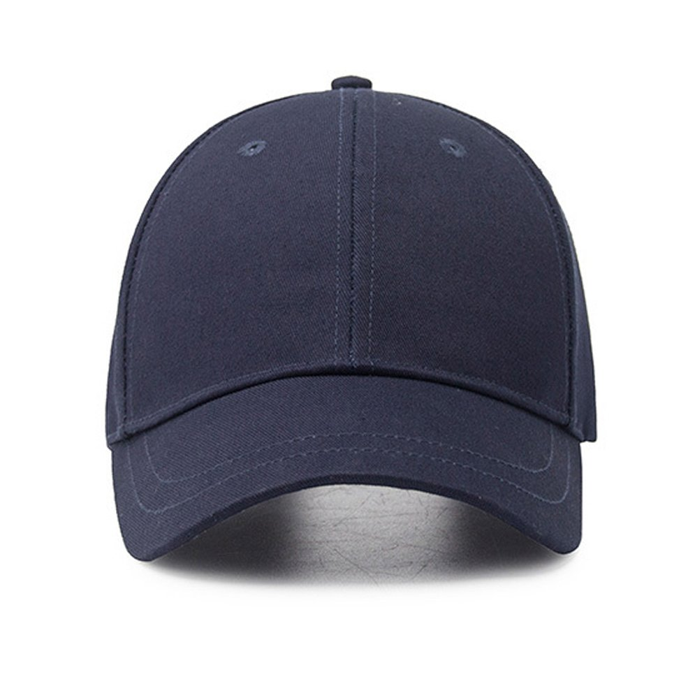 a78f1dd791d LOLONG Unisex Casual Low Profile Baseball Cap Outdoor Adjustable Size  Summer Hat