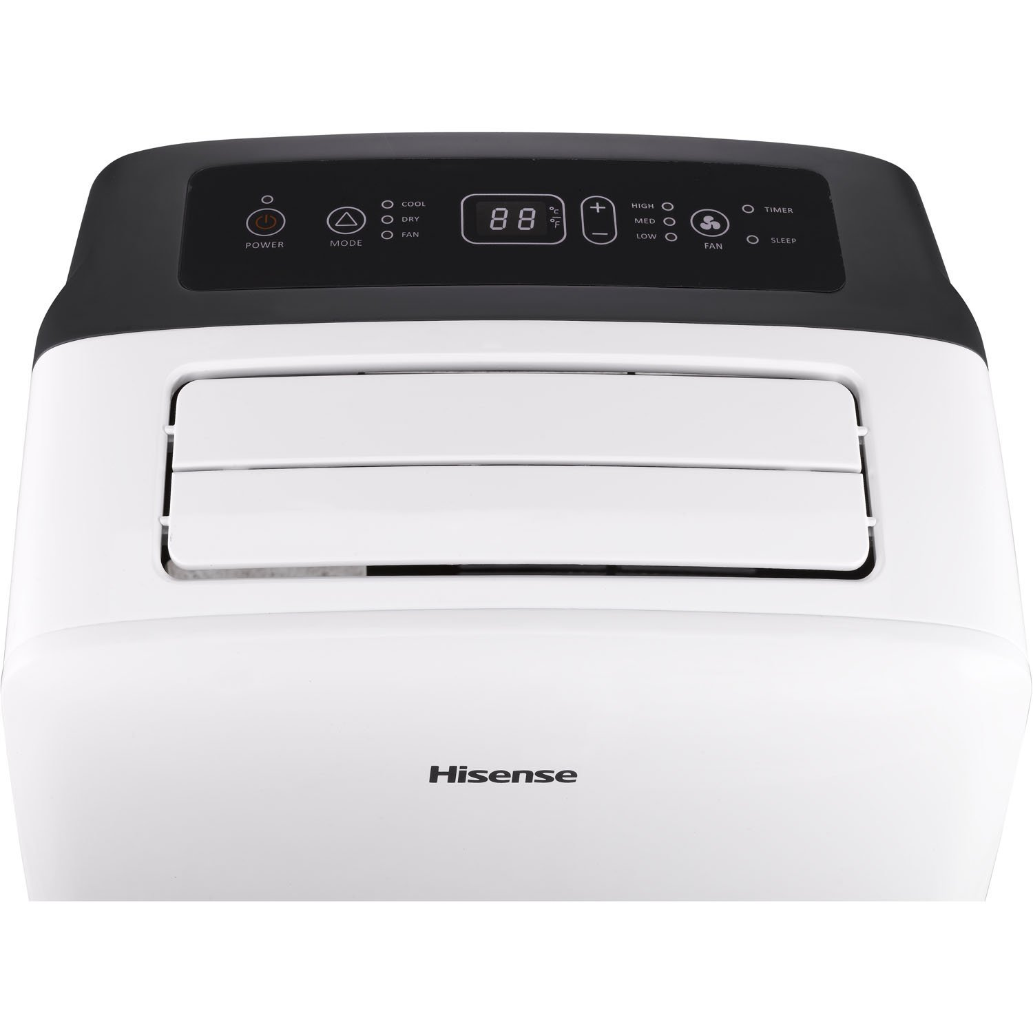 Portable Air Conditioner Troubleshooting Amazoncom Hisense Cap 10cr1sejs Portable Air Conditioner With