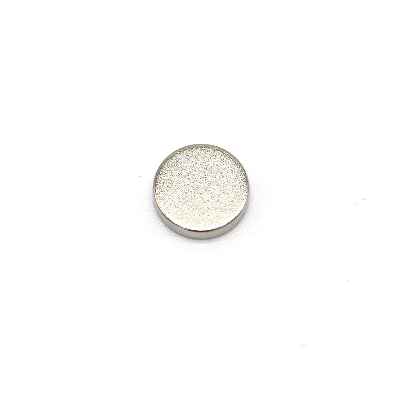 Doyeemei magneti in neodimio N35 rare Earth Strong 5 mm x 1 mm Modelli artigianali