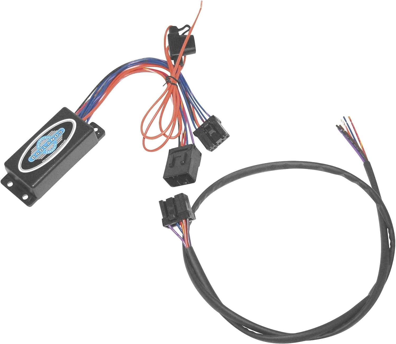 Badlands M//C Products 12-17 Fxd Brake Light Eliminator Ihl-04-A New