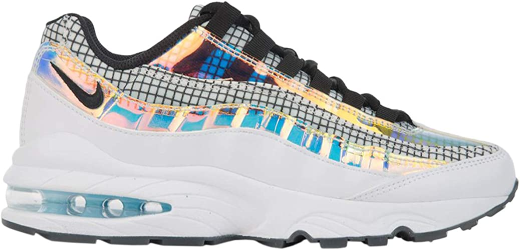 | Nike Youth Air Max 95 LV8 Synthetic Mesh