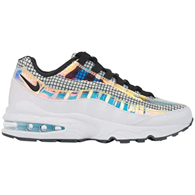 new product 8c651 0dd5a Amazon.com   Nike Youth Air Max 95 LV8 Synthetic Mesh ...
