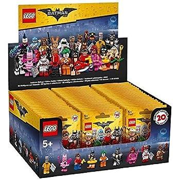 Amazon Com Lego Batman Movie Series Sealed Box Case Of 60