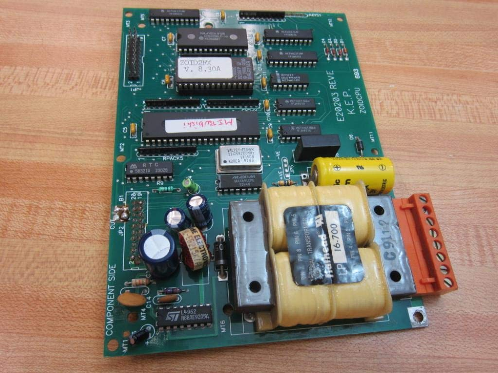 KEP E20203 Zoid CPU