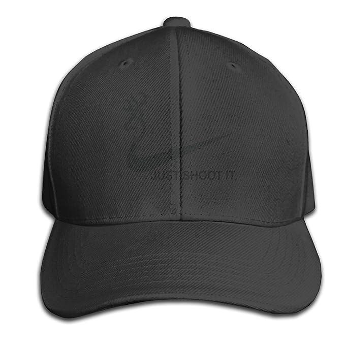 Cool Just Shoot it Cool diseño Logo ajustable gorras de béisbol: Amazon.es: Ropa y accesorios