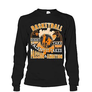 Amazon.com: Mazoli Basketball T Shirts Design - Cool Passion and ...