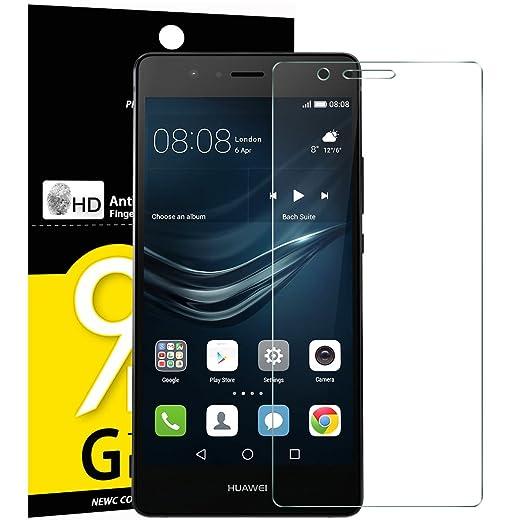 120 opinioni per Vetro Temperato Huawei P9 Lite, Pellicola Protettiva NEW'C® in Vetro Temperato