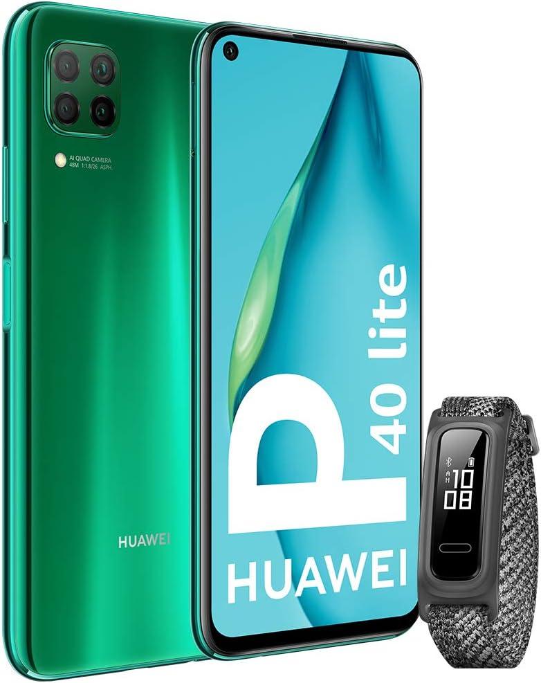 HUAWEI P40 Lite - Smartphone con pantalla de 6.4