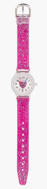 Reloj niña Chica Infantil analógico de Cuarzo en Caja de Regalo, Resistente al Agua (Corazón): Amazon.es: Relojes