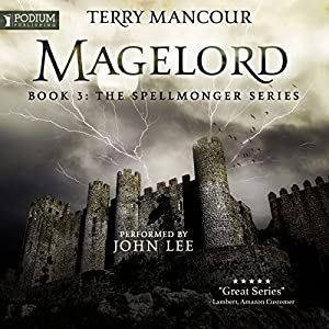 Magelord Audiobook